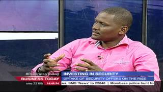 Investing in Security Sector: Secure Digital Director shares his success story