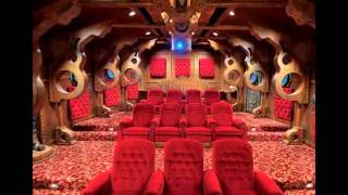 Creative home theater room ideas