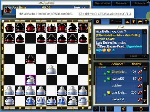 ajedrez campeonato flyordie