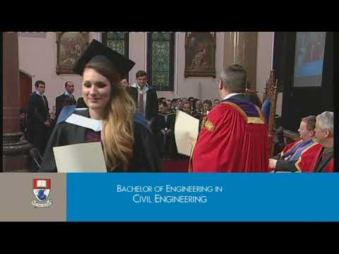 Part 2: Graduation Ceremony Waterford Institute of Technology Annual Conferring of Academic Awards