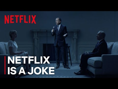 Download Youtube: Seinfeld Performs For Frank And Claire | Netflix Is A Joke | Netflix