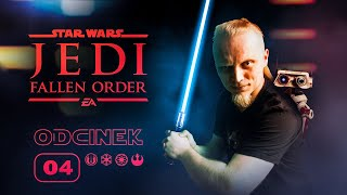 Wchodzimy do wraku [odc. 4] Star Wars Jedi Fallen Order - Na żywo