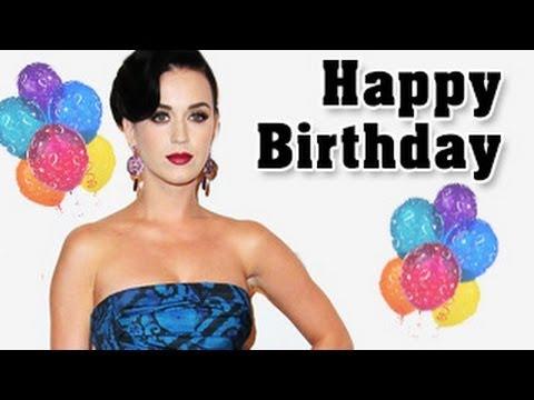 Katy Perry Birthday Bash Youtube