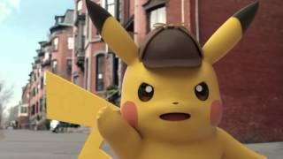 Detective Pikachu Featuring  Danny DeVito