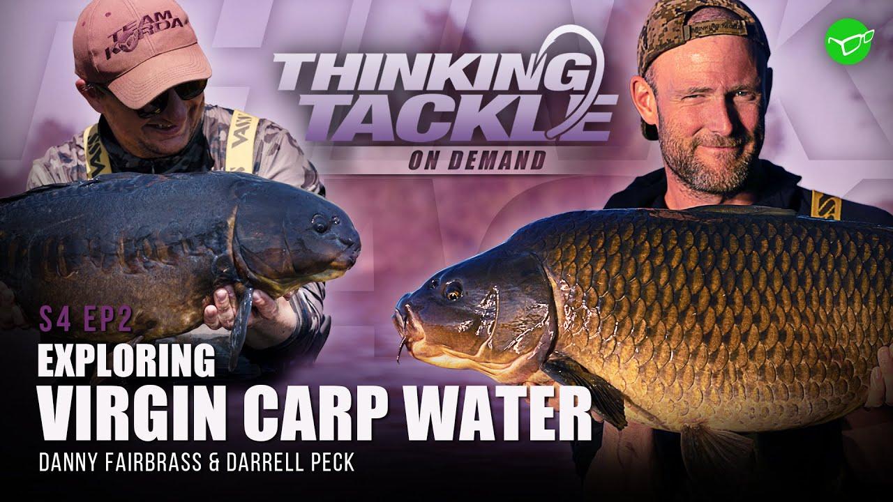 Download Korda Thinking Tackle OD 4 EP2: Danny Fairbrass & Darrell Peck | Carp Fishing 2021