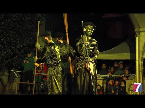 Astrabudua celebró el viernes un carnaval único einédito