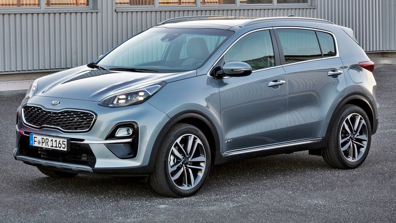 Kia Sportage 2019 Ready To Fight Vw Tiguan