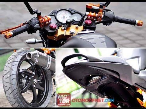 referensi modifikasi motor honda cb150r streetfire