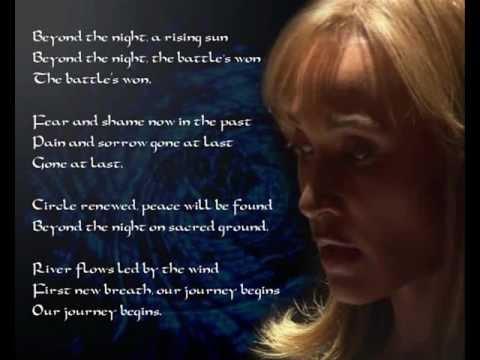 Rachel Luttrell - Beyond The Night - Lyrics - 50 Sekunden Verlängert