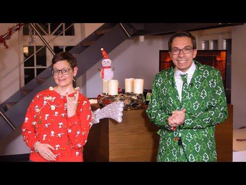 Die hässlichsten Outfits für die Feiertage: EL-Teleshopping 2019