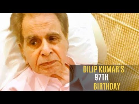 Dilip Kumar 97th Birthday: The Legend Thanks Fans For Wishes, Says Love Brought Tears Of Gratitude