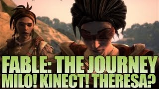 Fable: The Journey Preview with Gameplay - Milo Meets Fable