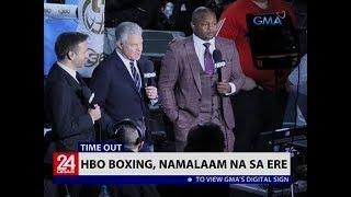HBO boxing, namaalam na sa ere