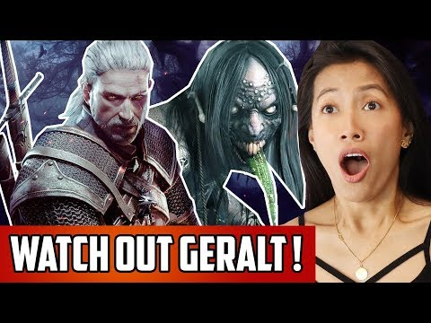 The Witcher 3 - Trailer Reaction | A Night To Remember... After Binging Series On Netflix!