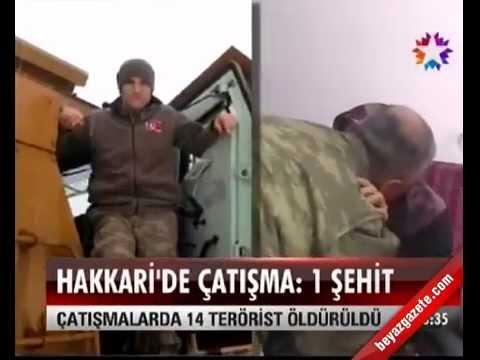 Çukurcada Karakola Saldırı: 1 Şehit Uzman Çavuş Mehmet Doğan Şehit Düştü