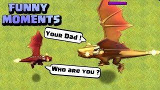 Clash of Clans Funny Moments Trolls Compilation #29 | COC Montage