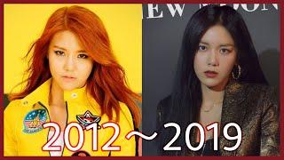 HYEJEONG EVOLUTION | Shin Hye Jeong(신혜정/申惠晶) of AOA(에이오에이)