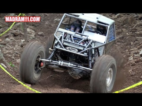 ROCK BOUNCERS GIVE IT THEIR ALL At ADVENTURE OFFROAD PARK