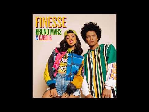 Bruno Mars [3D AUDIO]- Finesse (Remix) [Feat. Cardi B]
