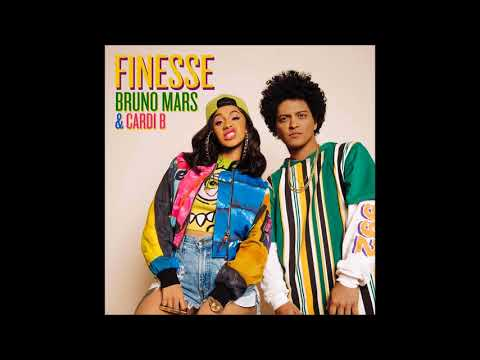 Bruno Mars [3D AUDIO]- Finesse (Remix) [Feat. Cardi B]