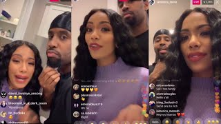 SAFAREE & ERICA TALK WEDDING PLANS, GETTING FIRED, WIFEY DUTIES & MORE