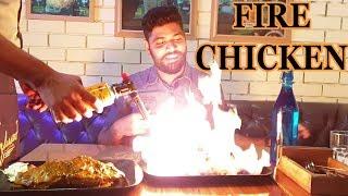 நெருப்பு கோழி - TOVO Infused chicken