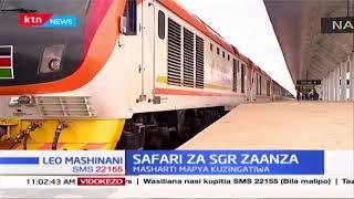 Treni ya SGR yarejelea safari zake huku safari kati ya Nairobi na Mombasa ziking'o nanga leo asubuhi