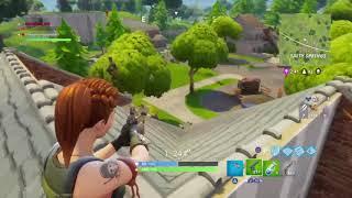 Fortnite Battle Royal (mic wasn't working)