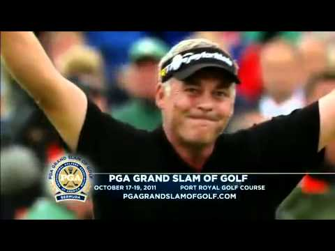 2011 Bermuda PGA Grand Slam Golf