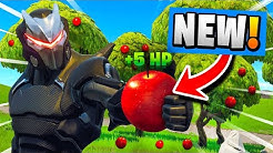 WHERE To Find The *NEW* APPLES In Fortnite Battle Royale!