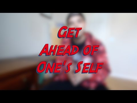 Get ahead of one's self - W17D1 - Daily Phrasal Verbs - Learn English online free video lessons