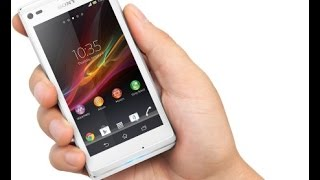 Sony Xperia L  Hard Reset, Format Code solution