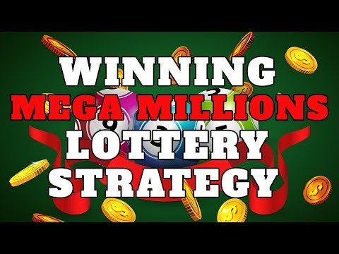 Winning Mega Millions Lottery Strategy