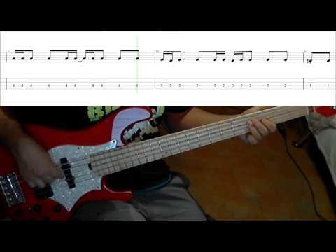 L'Arc~en~Ciel - 叙情詩 (Bass) -no guitar