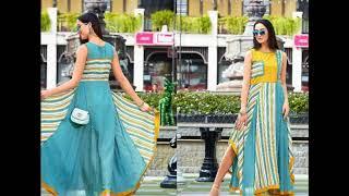 Top Beautiful Designer Kurta/Kurti Designs 2018 || Summer Dresses For Women