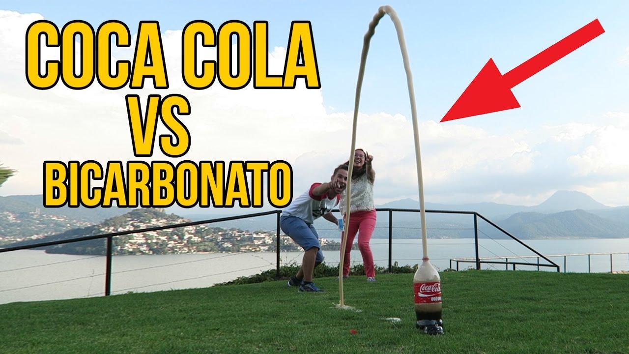 el bicarbonato produce diarrea