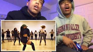 When We | Tank | Choreography by Aliya Janell | #QueensNLettos reaction by @Lil.AjDre