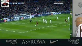 DZEKO NON SEGNA MAI - Parodia Real Madrid Roma