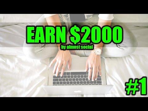 Earn $2000 Per Short Story (Part 1)