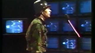 pop group on belgian tv 1980