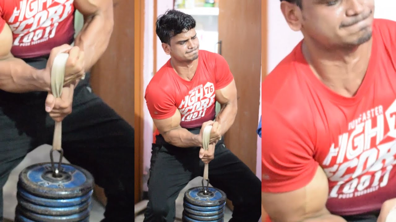 GET READY TO FIGHT MOTIVATIONAL EXERCISES BY AKASH KUMAR (WRIST HUNTER)