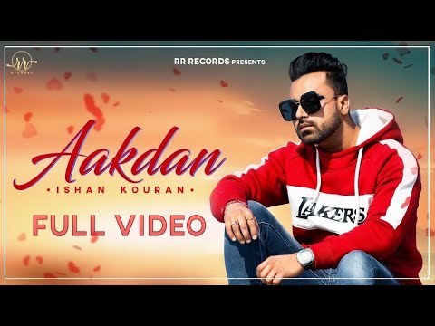 AAKDAN -Nikki Nikki Gal Ute | Ishan Kouran | New Punjabi Song 2020  | RR Records