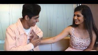 Beautiful Candid Pictures Of Priya Prakash Varrier & Roshan Abdul Rahoof    Adaar Love, Lovers Day