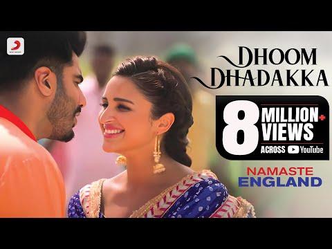 Dhoom Dhadakka - Namaste England | Arjun Kapoor | Parineeti Chopra | Shahid Mallya | Antara Mitra