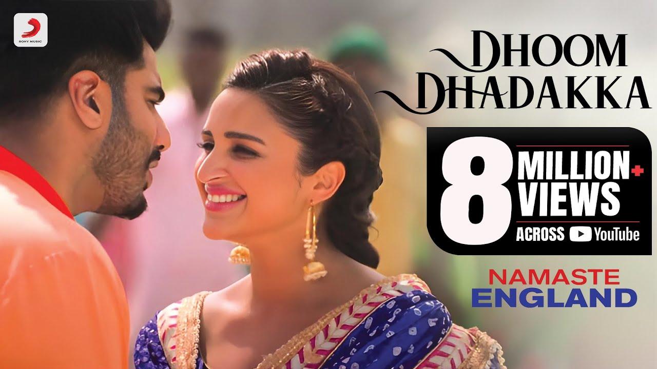 Download Dhoom Dhadakka - Namaste England   Arjun Kapoor   Parineeti Chopra   Shahid Mallya   Antara Mitra