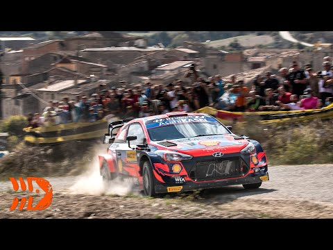 2021 WRC Rally Spain - HIGHLIGHTS Day 2