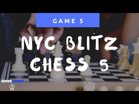 TROLLING NYC CHESS HUSTLERS - WORST CHESS OPENING POSSIBLE (1.f3 2.Kf2)