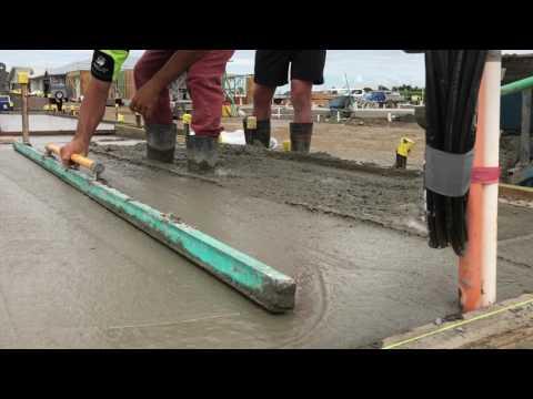 How to concrete in Australia