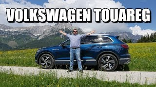 2018 Volkswagen Touareg (ENG) - Premium SUV? - Test Drive and Review