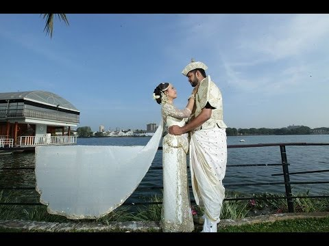 Madhawa Nadeesha Wedding Video HD